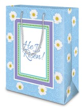Easter, He Is Risen Gift Bag, Medium