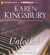 Unlocked: A Love Story - unabridged audiobook on CD