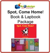 Spot, Come Home! Book & Lapbook Package - PDF Download [Download]