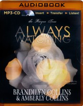 Always Watching - unabridged audiobook on MP3-CD