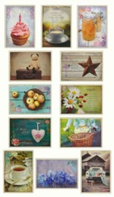 Heart to Heart, All Occasion Boxed Cards, 24 Count  (NIV)
