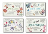 Faithful Wishes, Birthday Cards, Box of 12 (NIV)