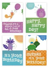 Cute Critters (Juvenile Birthday) (KJV)