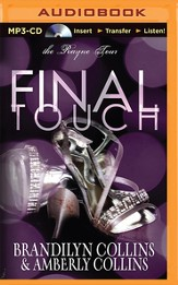 Final Touch - unabridged audiobook on MP3-CD