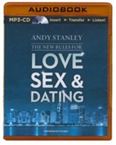 New Rules for Love, Sex and Dating - unabridged audiobook on MP3-CD