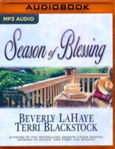#4: Season of Blessing, Seasons Series - unabridged audio book on MP3-CD