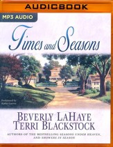 #3: Times and Seasons, Seasons Series - unabridged audio book on MP3-CD