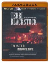 Twisted Innocence - unabridged audiobook on MP3-CD
