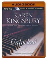 Unlocked: A Love Story - unabridged audiobook on MP3-CD