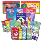 K5 Homeschool Child Full-Grade Kit (Manuscript Edition)