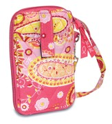 Filled with Love Wristlet, Pink