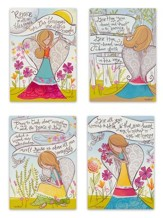 Praying For You Boxed Cards, Angels, Box of 12