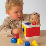 Lock A Block, Shape Sorter