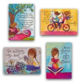 Thinking Of You Boxed Cards, Ladies, Box of 12