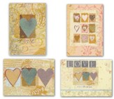 Paper Hearts, Wedding Cards