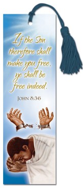Set You Free Bookmark
