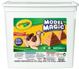 Crayola, Model Magic, Naturals Color Assortment, 2 Lb.