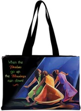 Praises Go Up--Tote Bag