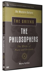 Greeks: The Philosophers, DVD