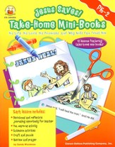 Jesus Saves! Take-Home Mini-Books Grades PK-2