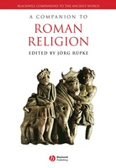A Companion to Roman Religion - eBook