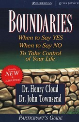 Boundaries Participant's Guide