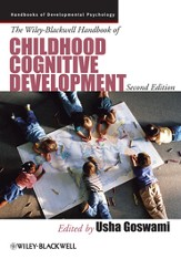 The Wiley-Blackwell Handbook of Childhood Cognitive Development - eBook
