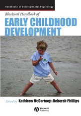 Blackwell Handbook of Early Childhood Development - eBook