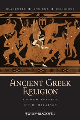 Ancient Greek Religion - eBook