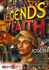 Legends of Faith - issue 6: Joseph - PDF Download [Download]