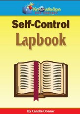 Self-Control Lapbook - PDF Download [Download]