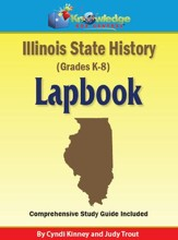 Illinois State History Lapbook - PDF Download [Download]