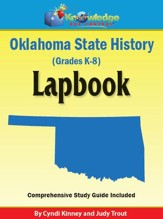 Oklahoma State History Lapbook - PDF Download [Download]