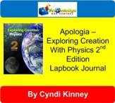 Apologia Exploring Creation With Physics 2nd Edition Lapbook Journal - PDF Download [Download]