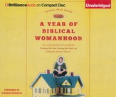 A Year of Biblical Womanhood Unabridged Audiobook on CD