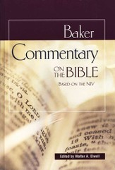 Baker Commentary on the Bible - Slightly Imperfect