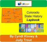 Colorado State History Lapbook - PDF Download [Download]