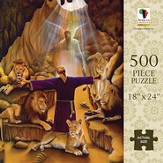 Daniel and the Lion's Den Puzzle