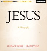 Jesus: A Theography Unabridged Audiobook on CD