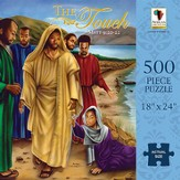 The Touch Puzzle, 500 Pieces