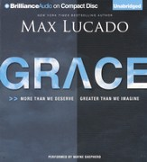 Grace Unabridged Audiobook on CD