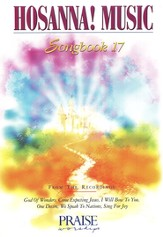 Hosanna! Music Songbook 17