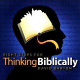 Eight Steps for Thinking Biblically Audiobook on CD