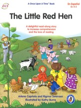 The Little Red Hen, Spanish Teacher Guide, Once Upon a Time Series