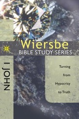 The Wiersbe Bible Study Series: 1 John - eBook