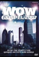 WOW Gospel 2007 DVD