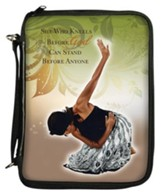 She Who Kneels Bible Organizer Cover