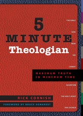 5 Minute Theologian: Maximum Truth in Minimum Time - eBook