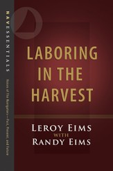 Laboring in the Harvest - eBook
