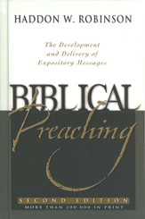 Biblical Preaching, Second Edition
